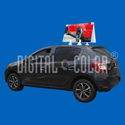 Car Display Suction Cup Juego x 4